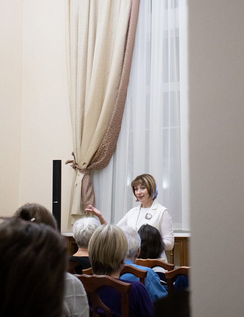 10.01.2019 Мастер-класс от стилиста Ольги Кириченко