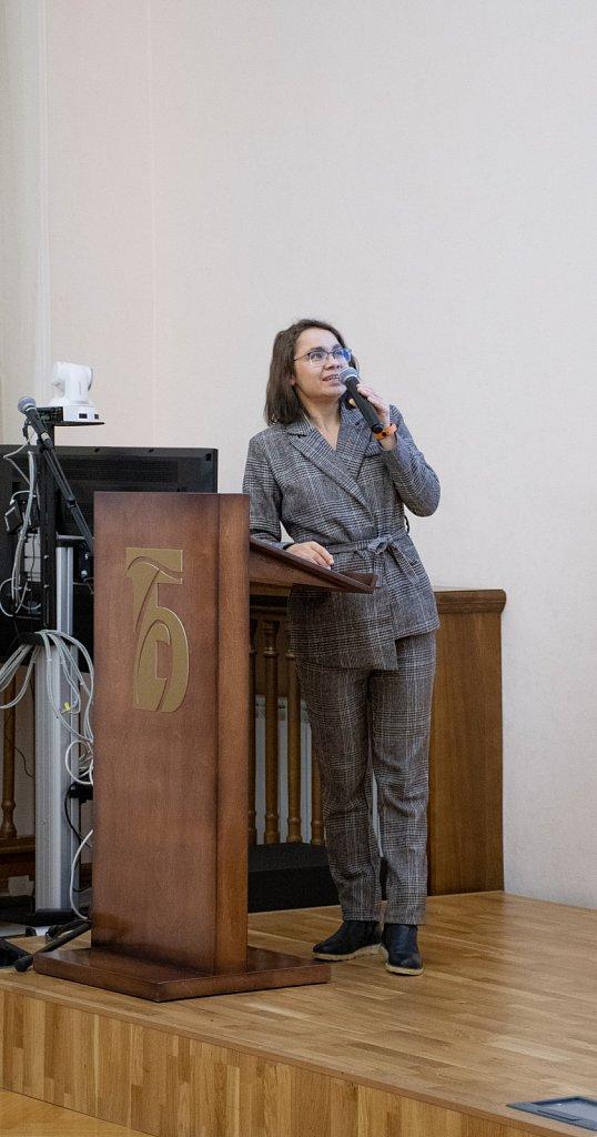 15.02.2019 Лекция Юлии Николаевны Клюевой