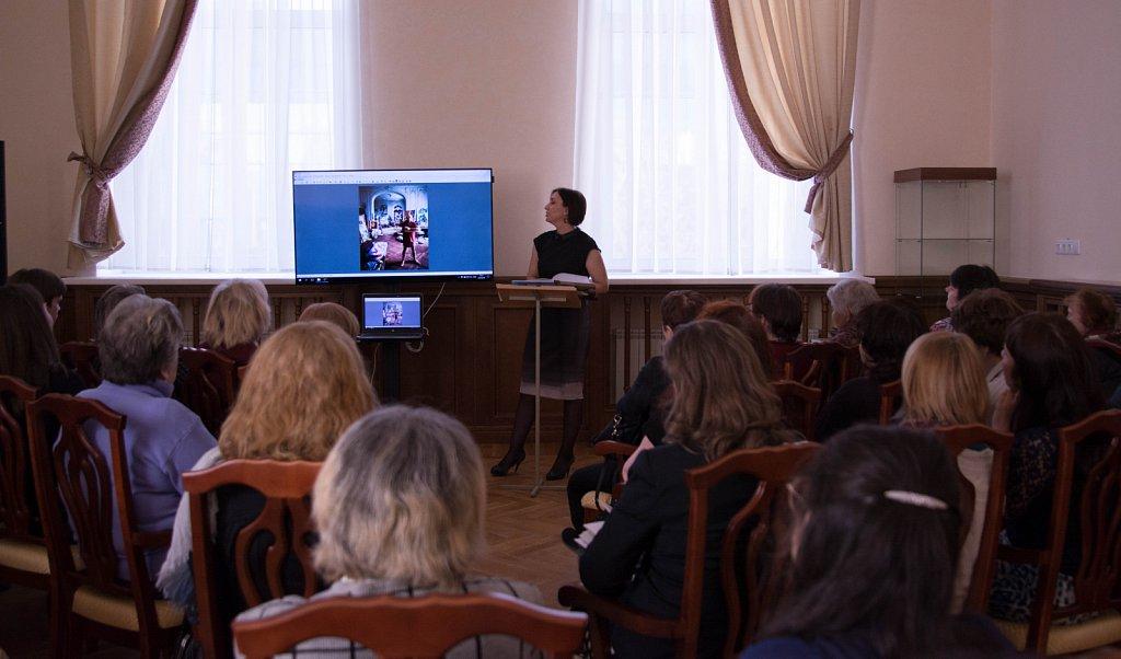 19.04.2018 Лекция Надежды Маценко «Пабло Пикассо»