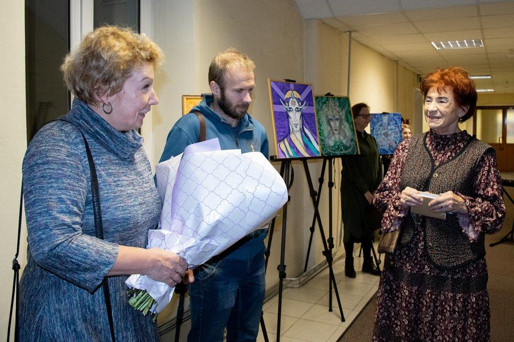 7.11 / 23.12.2019 «Путь»: выставка Инны Филяковской
