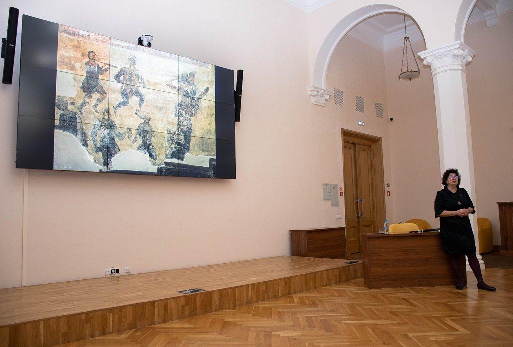2.03.2021 «Панорама русского театра»