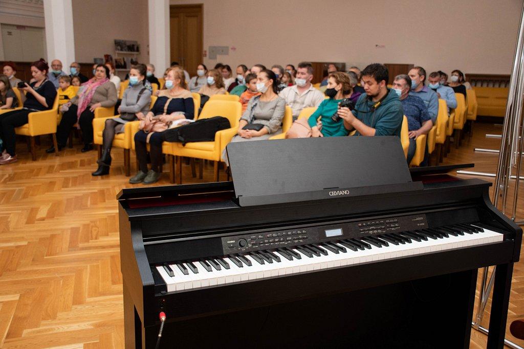 22.09.2021 Большой музыкальный концерт
